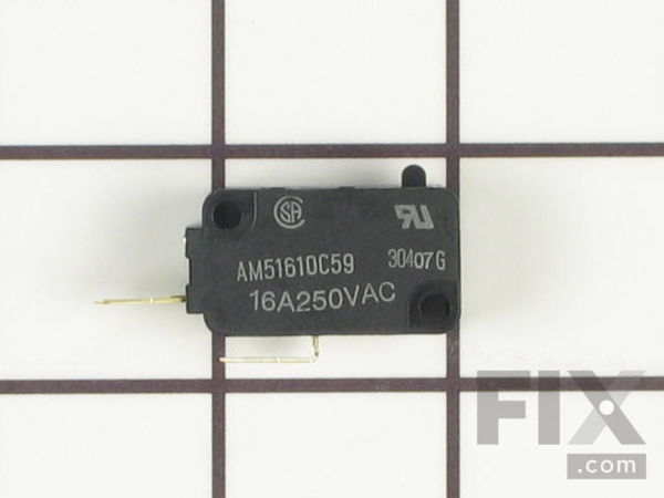 237421-1-M-GE-WB24X829          -Secondary Door Switch
