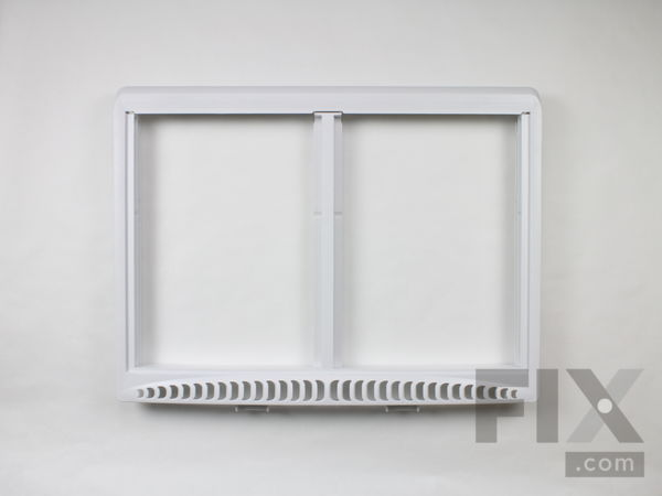 430213-1-M-Frigidaire-240364701         -Crisper Pan Cover - White - Glass NOT Included