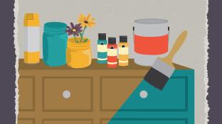 How to Paint Anything in Your Home