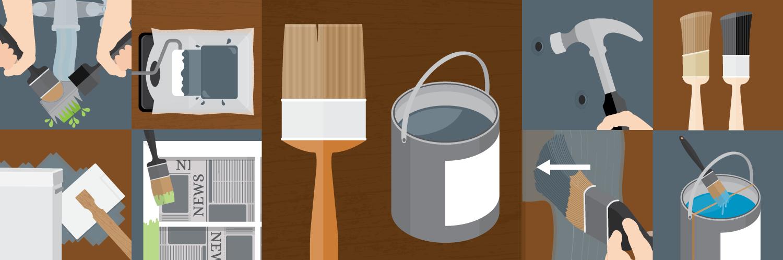 Painting Hacks And Tricks Fixcom - Painting hacks