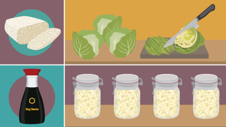 Fermented Foods for a Healthy Gut