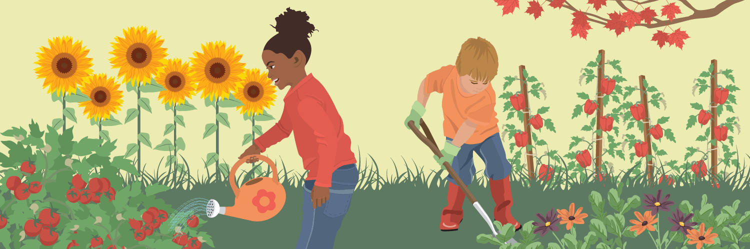 Teaching Children to Garden | Fix.com