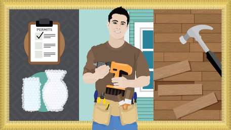 Preparing Your Home and Yourself for Major Renovations