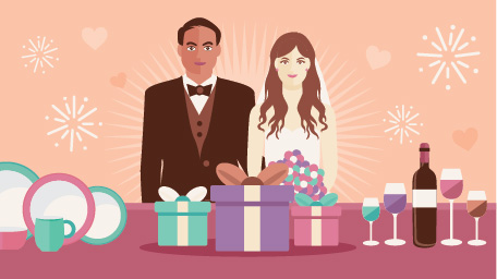 How to Create a Wedding Registry That Best Suits You and Your Partner