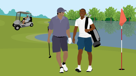 Golf and Wellness