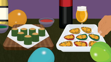 Cheap DIY Party Appetizers: