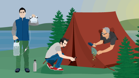 Prolong The Life of Your Camping Gear