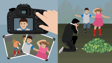 Outdoor Photography and Your Children