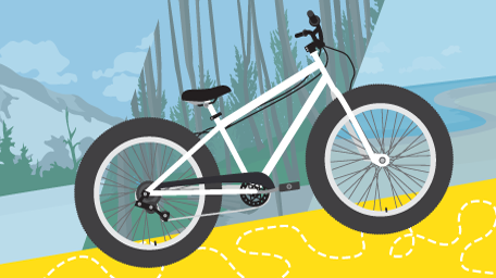 Get Out on a Fat-Tire Bike