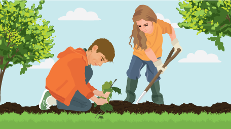 Gardening for Motor Skills Development and Retention