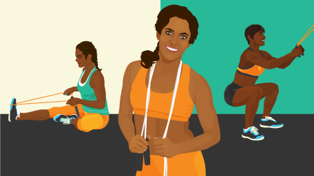 Hop to it! A Guide to Exercising With a Jump Rope