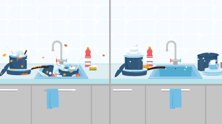 10 Household Cleaning Tips