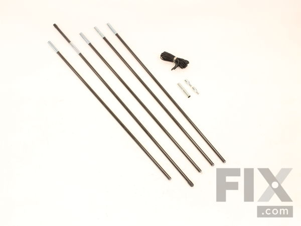 sc 1 st  Fix.com & Coleman Camping Equipment Replacement Tent Pole 5010000549 | Fix.com