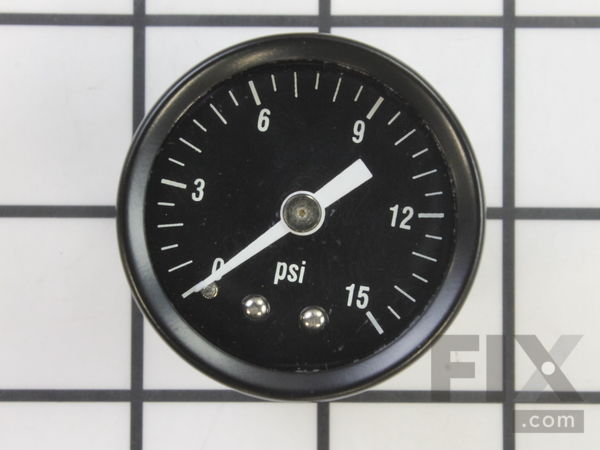 Pressure Gauge Round – Part Number: 28786