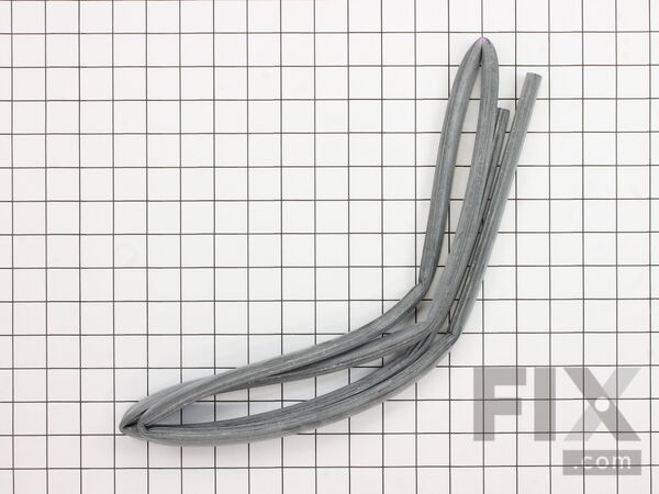 Tub Gasket - Gray – Part Number: 154827601