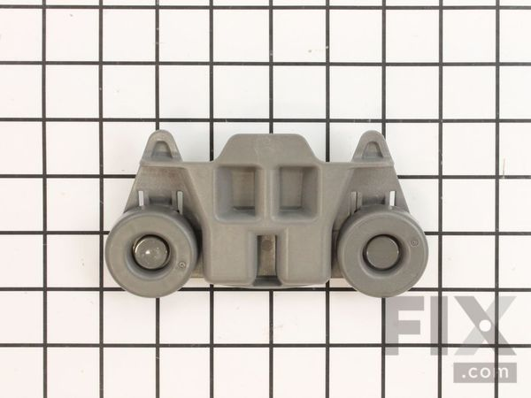11722152-1-S-Whirlpool-W10195416V-Lower Dishrack Wheel Assembly