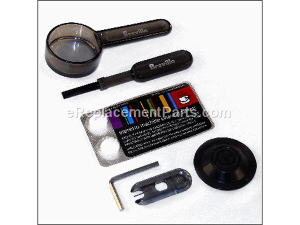 SP0013647 Cleaning Kit Assembly W/ Color Box