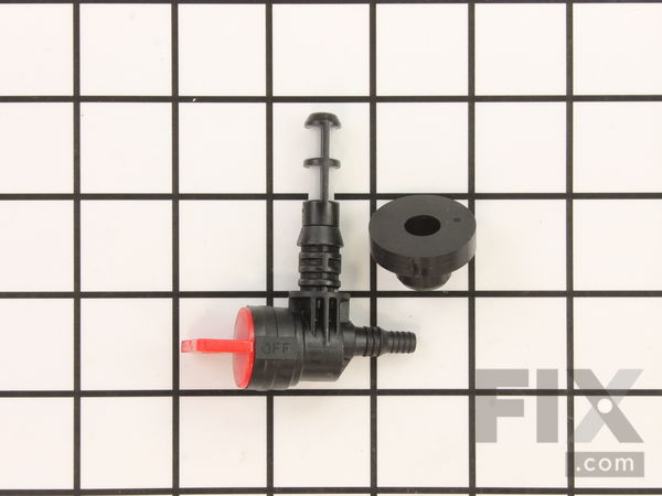 Fuel Valve W/Bushing – Part Number: 192980GS