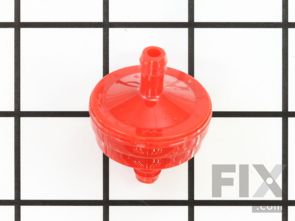 Fuel Filter (Red) Inline – Part Number: 308733008