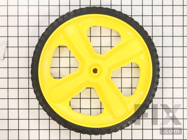 Wheel, 12X 2 Idle, W/Db Trd, Brute Yellow – Part Number: 7105711YP
