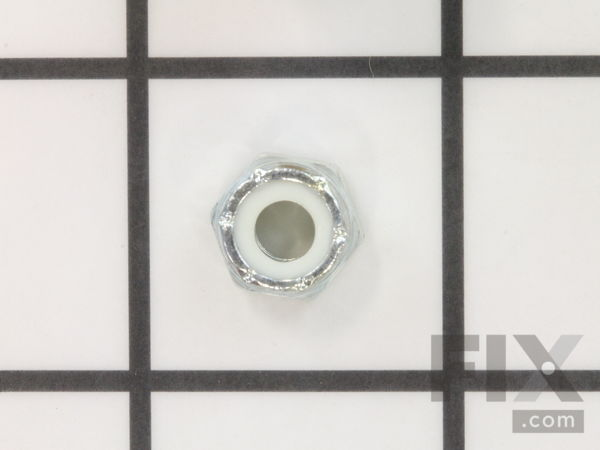 Hex Nylon Locknut – Part Number: 30-0155