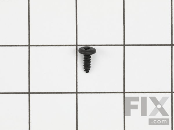 Screw - 8-18 x 1/2 - Black – Part Number: 5304436875