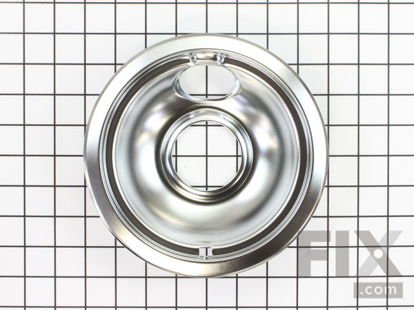 Drip Bowl - 6 Inch – Part Number: W10196406RW