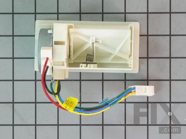 Oem Whirlpool Refrigerator Damper Control Assembly