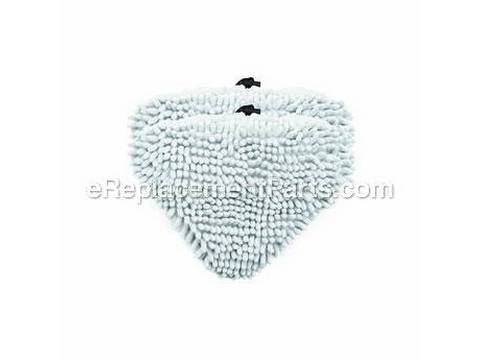 RO-AD50005 Shaggy Mop Pads - 2 Pack