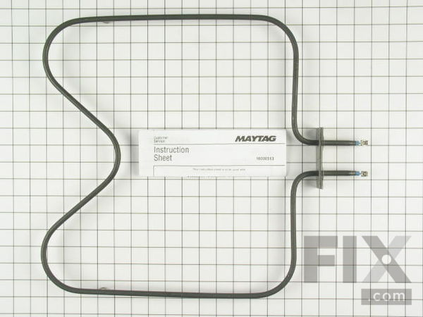 Range Bake Element – Part Number: WPY04000066