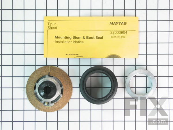 6-2095720 Mounting Stem/Tub Seal Kit